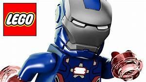 Lego Marvel Super Heroes O Patriota De Ferro YouTube