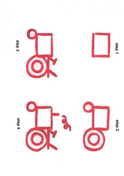 Wie Malt Man Wie Man Einen Traktor Malt Dehellokidscom