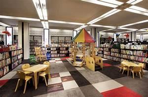 Davenport Public Library | Paragon Commercial Interiors
