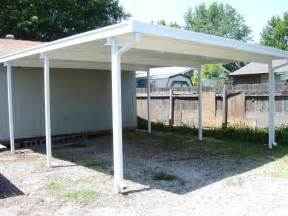 20 x 20 freestanding aluminum carport from phoenix