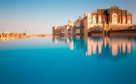 top    barcelona hotels  pools telegraph travel