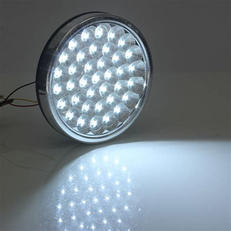 Overhead Interior Car Lights by 12v 37 Led White Car Interior Dome Roof Ceiling Door