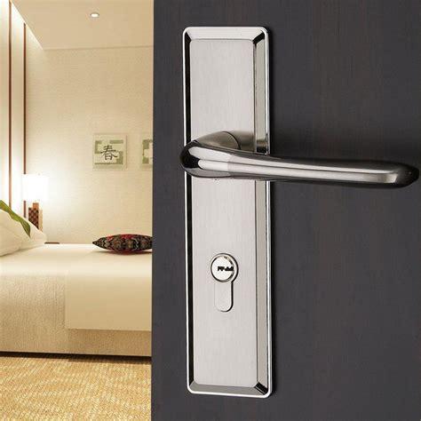 bedroom door lock 2018 the modern european style tongue bedroom door