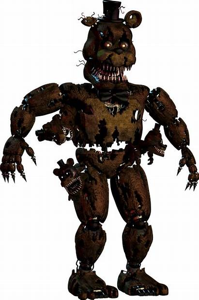 Freddy Nights Five Wiki Nightmare Wikia