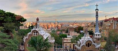 Barcelona Spain Attractions Wallpapers Tourist Vacation Area