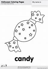 Candy Coloring Pages Took Supersimple Simple Super Printables Songs Song sketch template