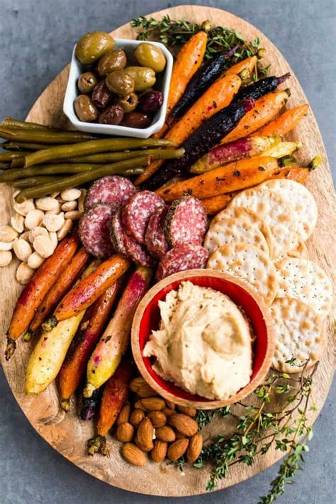 Tell us what you think! Roasted Carrots Easy Appetizer Recipe - Reluctant Entertainer