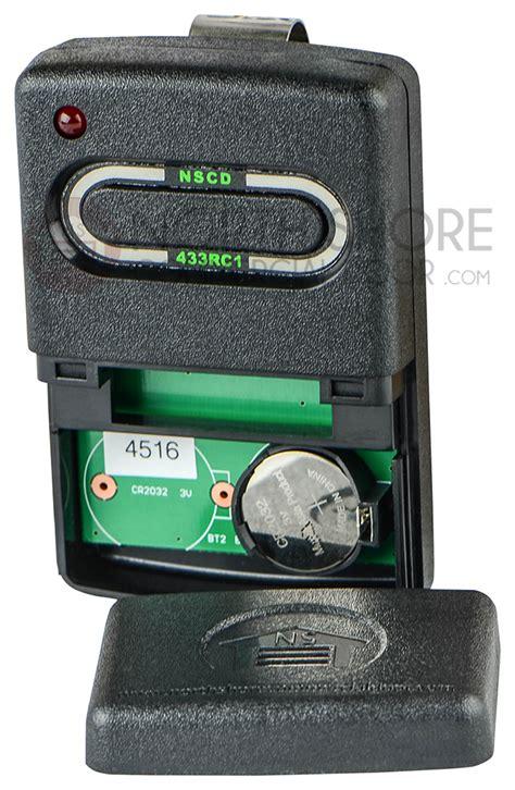 Door Opener Universal Receiver Kit by Garage Door Opener Universal Radio Receiver Set Rc 1