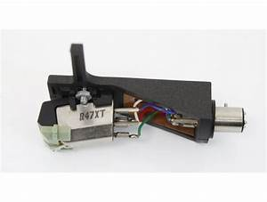 Headshell With R47xt Cartridge  U0026 Shure 5x Stylus
