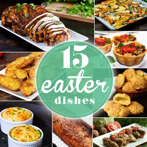 15 Easter Savory Dishes  Home Cooking Adventure