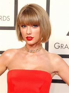 Grammys 2016: Taylor Swift Has a New Blunt-Cut Bob | Glamour