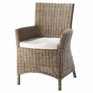Fauteuil Suspendu Maison Du Monde : fauteuil droit en rotin hampton maisons du monde ~ Premium-room.com Idées de Décoration