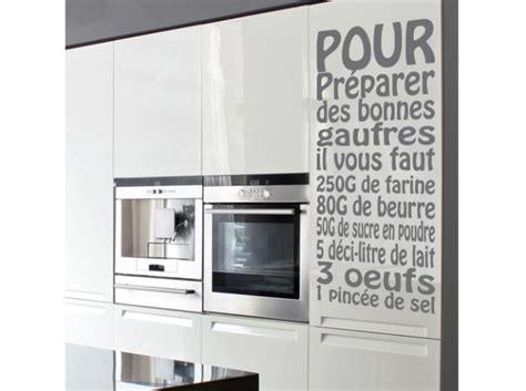 id馥 de cr馘ence pour cuisine ag able stickers pour porte cuisine id es de d coration salon fresh on home design
