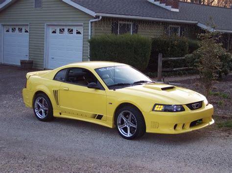 Saleen32 2001 Saleen Mustang Specs, Photos, Modification