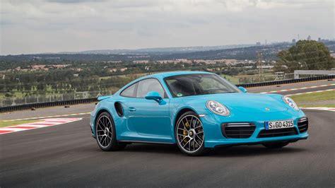 Porsche 911 Turbo S (2016) Review