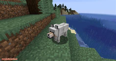 dogs mod   dog breeds  minecraft
