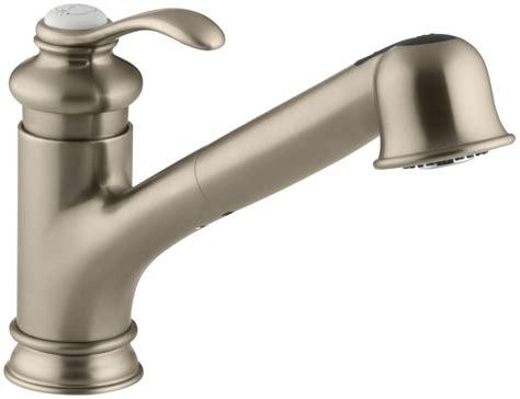 kitchen faucet pull sprayer faucet com k 12177 bv in brushed bronze by kohler