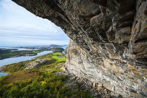 Sport Climbing Flatanger Norway | Mountain Hardwear