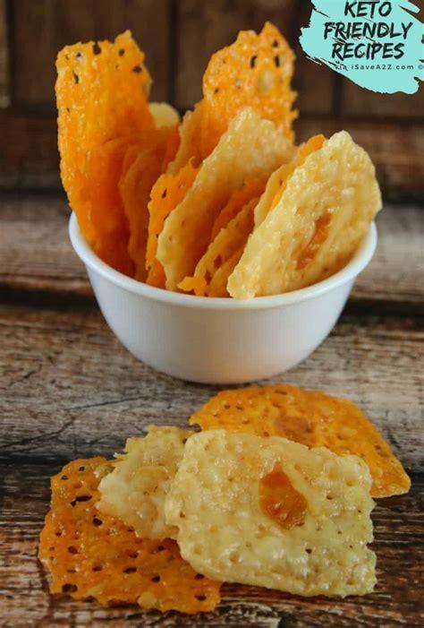 lazy keto chips   ingredients needed isaveazcom