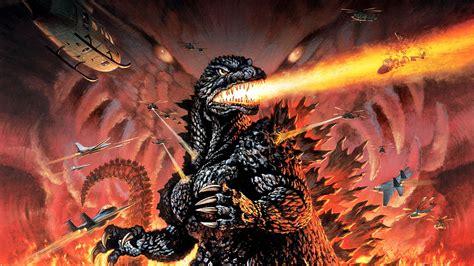 Pokemon Fire Red Wallpaper Godzilla Images Godzilla Destruction Wallpaper Hd Wallpaper And Background Photos 37094103