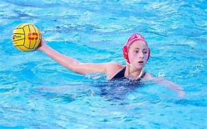 A cool water polo game for Fischer; No. 100 for Klass ...