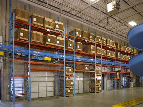 Overhead Dock Storage Rack