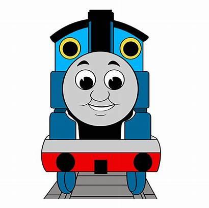 Thomas Train Draw Tank Engine Face Drawing