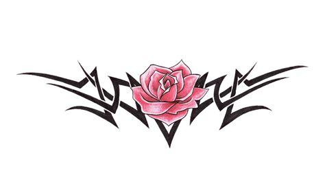 tribal  rose tattoo wallpaper chainimage