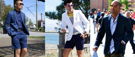 fashion pria tampil keren  celana pendek bisa kok