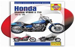 2007 Honda Shadow Owners Manual