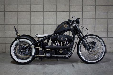 Bobber Motorcycle, Bobbers And