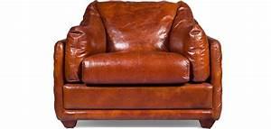 Fauteuil Vintage Pas Cher : fauteuil vintage cuir premium pas cher ~ Teatrodelosmanantiales.com Idées de Décoration