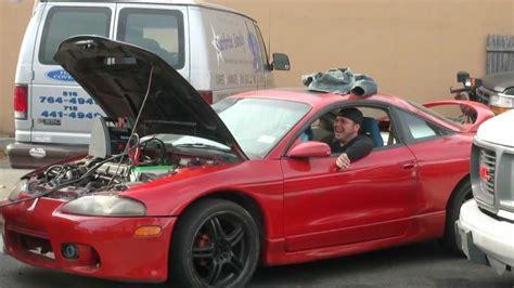 Mitsubishi Eclipse Start Fail Car Haters 101