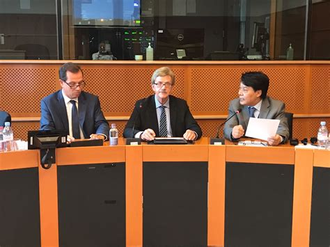 tibetan bureau office caign activities for tibet in european parliament