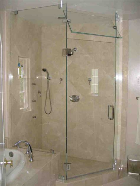 frameless glass shower doors home depot decor ideas
