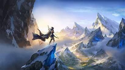 Runeterra Legends Way