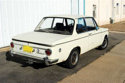 Buy Used Classic Barn Find 1969 Bmw 1600 Sports Car 2002