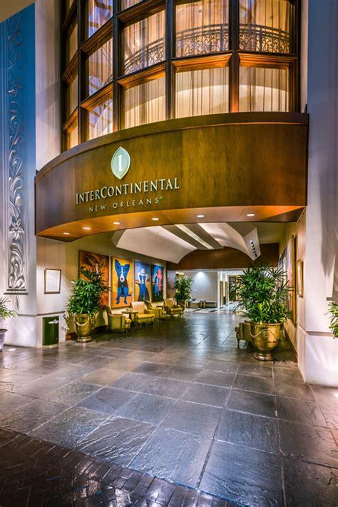 hotel intercontinental  orleans construction