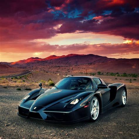 Super Sports Car Ferrari Enzo Ipad Air Wallpaper Download