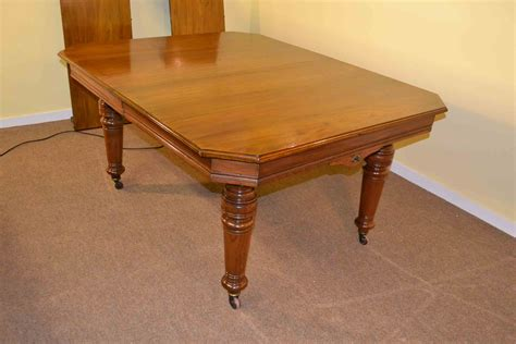vintage walnut dining table regent antiques dining tables and chairs table and 6879