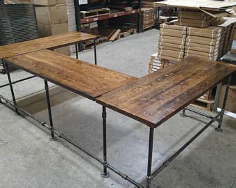 corner computer desk l shaped desk etsy