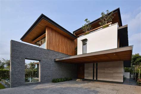 Singapore Residence Greg Shand Architects Archiscene