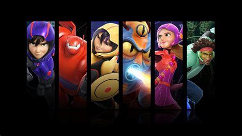 Big Hero 6 Full HD Wallpaper and Background Image