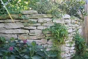 Natursteinmauern Im Garten : mauern aus naturstein natursteinblog ~ Markanthonyermac.com Haus und Dekorationen