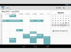 Google Calendar na Android Download