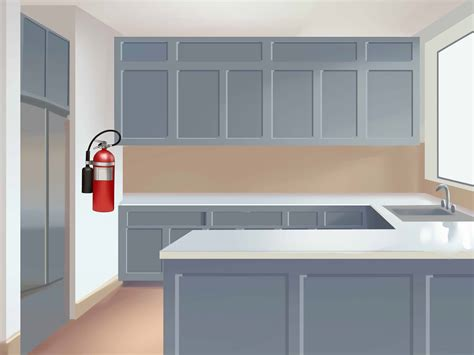 Kitchen : Ways To Prevent Accidents In The Kitchen-wikihow