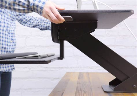 uplift standing desk converter review 187 the gadget flow