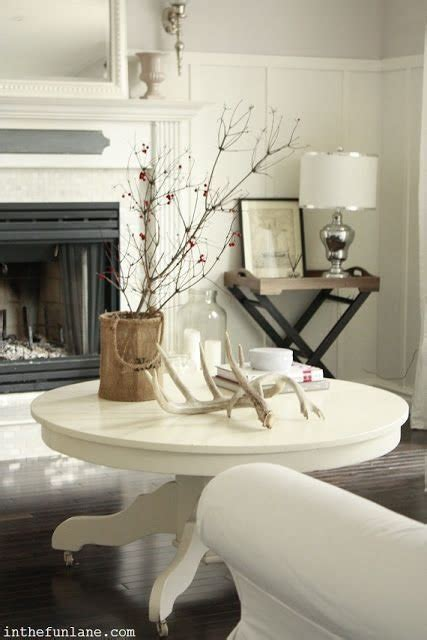 antlers  coffee table decor ideas  dont require