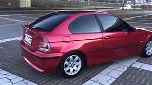 Bmw E46 Compact : bmw e46 compact 2002 1 8 benzin youtube ~ Melissatoandfro.com Idées de Décoration