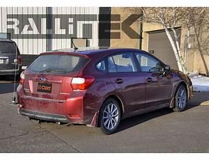 Curt Class 1 Trailer Hitch W   2 U0026quot  Euro Mount   Impreza Hatchback 2012